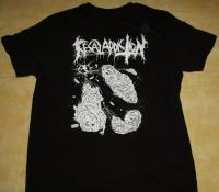 FECAL ADDICTION - T-Shirt XL/XXL(2nd Hand)