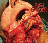 FLESH GRINDER - Digipak CD - Nomina Anatomica