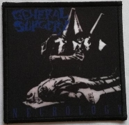GENERAL SURGERY - Necrology - printed Patch
