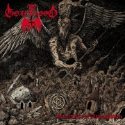 "GOATBLOOD - 12"" LP -  Veneration Of Armageddon (red Vinyl)"
