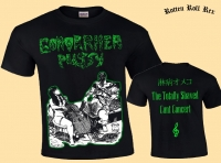 GONORRHEA PUSSY - Cunt Concert - T-Shirt