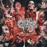 GORE - CD - A Journey into Grotesque Vol I.