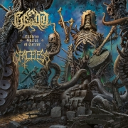 GRACELESS / GROND - split CD - Endless Spiral Of Terror