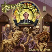 GRUESOME - 12'' LP - Twisted Prayers (purple Vinyl)