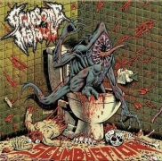 GRUESOME MALADY - CD -  Scumbustion