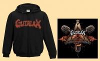 GUTALAX - Toiletagramm - Zip Hoodie