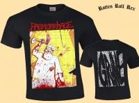 HAEMORRHAGE - Grume - BLACK - T-Shirt