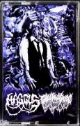 HAGGUS / GOLEM OF GORE - split Tape MC -