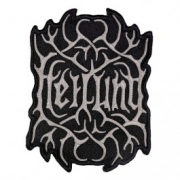 HEILUNG - cutted Logo - embroidered Patch