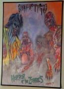 IMPETIGO - Horror of the Zombies - Backpatch