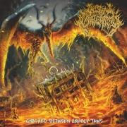 INCESTUOUS IMPREGNATION - CD - Gnashed Between Unholy Jaws