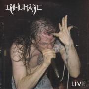 INHUMATE / VAGINAL INCEST - split 7'' EP -  Live / Fetus Included