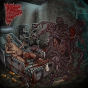 INSIDIOUS SQUELCHING PENETRATION - CD - Writhing In Darkness