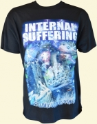INTERNAL SUFFERING - Cyclonic Void Of Power - T-Shirt size L