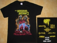 """ITs A GOREGRIND BIRTHDAY 2"" - T-Shirt"