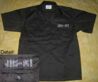 JIG-AI - Workershirt- T-Shirt size L/XL (2nd Hand)