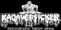 KADAVERFICKER - Logo - Printed Patch