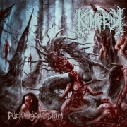 KOMBENK - CD -  Fuckin Your Slam