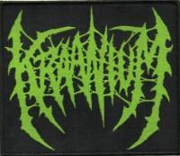 KRAANIUM - Woven Patch - Logo