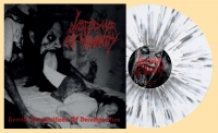 LAST DAYS OF HUMANITY -12'' LP - Horrific Compositions of Decomposition (White Marbled Vinyl) (Pre-Order 23th april 2021)