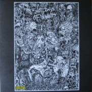 "LAST DAYS OF HUMANITY -12"" LP- Human Atrocity (limited with A2 Poster and Inlet)"
