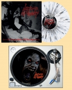 LAST DAYS OF HUMANITY -12'' LP + Slipmate - Horrific Compositions of Decomposition (White Marbled Vinyl) (Pre-Order 23th april 2021)
