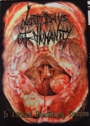 LAST DAYS OF HUMANITY - color Backpatch - In Advanced...