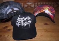 LAST DAYS OF HUMANITY - embroidered logo - Trucker Hat