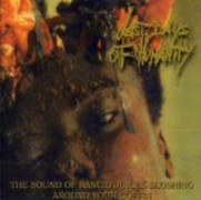 LAST DAYS OF HUMANITY -CD- The Sound of Rancid Juice Sloshing Around your Coffin