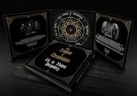 LIE IN RUINS / PURGATORY - Digipak split CD - The Legion of Desolation
