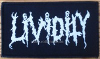 LIVIDITY - Woven Patch - Logo