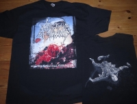 LAST DAYS OF HUMANITY - Hymns Of Indigestible.... - T-Shirt Size L