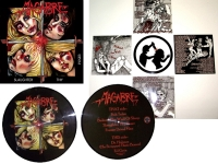 MACABRE - 4-Panel-Foldout Cover 12'' Picture LP - Slaughter thy Poser