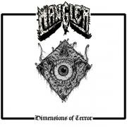 MANGLER - CD - Dimension of Terror