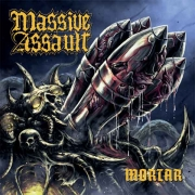MASSIVE ASSAULT - CD - Mortar