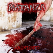 free at 25€+ orders: MATANZA - CD - Sangriento