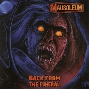 MAUSOLEUM - 12'' LP - Back From The Funeral