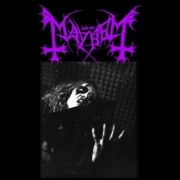 MAYHEM - 12'' LP - Live In Leipzig