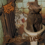 MEAT CUTTING FLOOR - CD - Fecal Mess