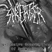 MEAT SPREADER - 12'' LP - Excessive Consumption Of Human Flesh