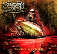 MELANCHOLY PESSIMISM - CD - Democracy War Crusade