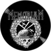 MEMORIAM - picture 7'' EP -  The Hellfire Demos