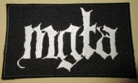 MGLA - embroidered Patch
