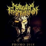 MOLECULAR FRAGMENTATION - EP-CD - 2-Song-Promo