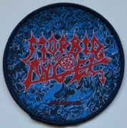MORBID ANGEL - Altars Of Madness - woven Patch