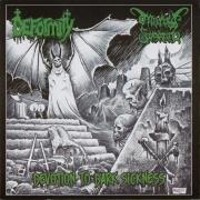 MORBID FUNERAL / DEFORMITY - split CD - Devotion To Dark Sickness