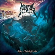 MORTAL SCEPTER - CD - Where Light Suffocates