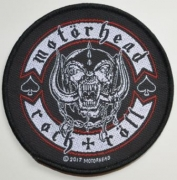 MOTORHEAD - Biker Badge - woven Patch