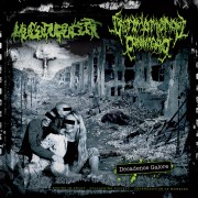 MUCUPURULENT / ULTIMO MONDO CANNIBALE -split CD-