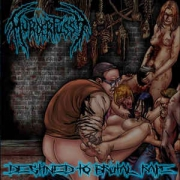 MURDER PUSSY -CD- destined to brutal rape